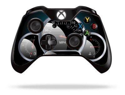 the grafix studio Car Dashboard Xbox One Remote Controller/Gamepad Skin / Cover / Vinyl Xb1R40