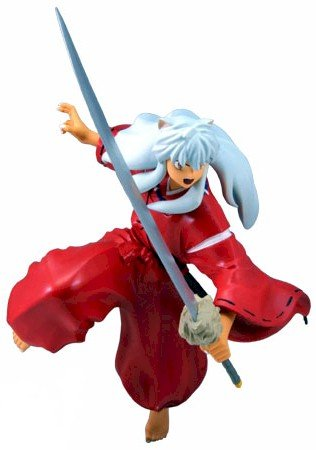 Inuyasha Series 4 Action Figure