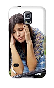 Tough Galaxy DvRGaNd5997EMMMw Case Cover/ Case For Galaxy S5(now What?)
