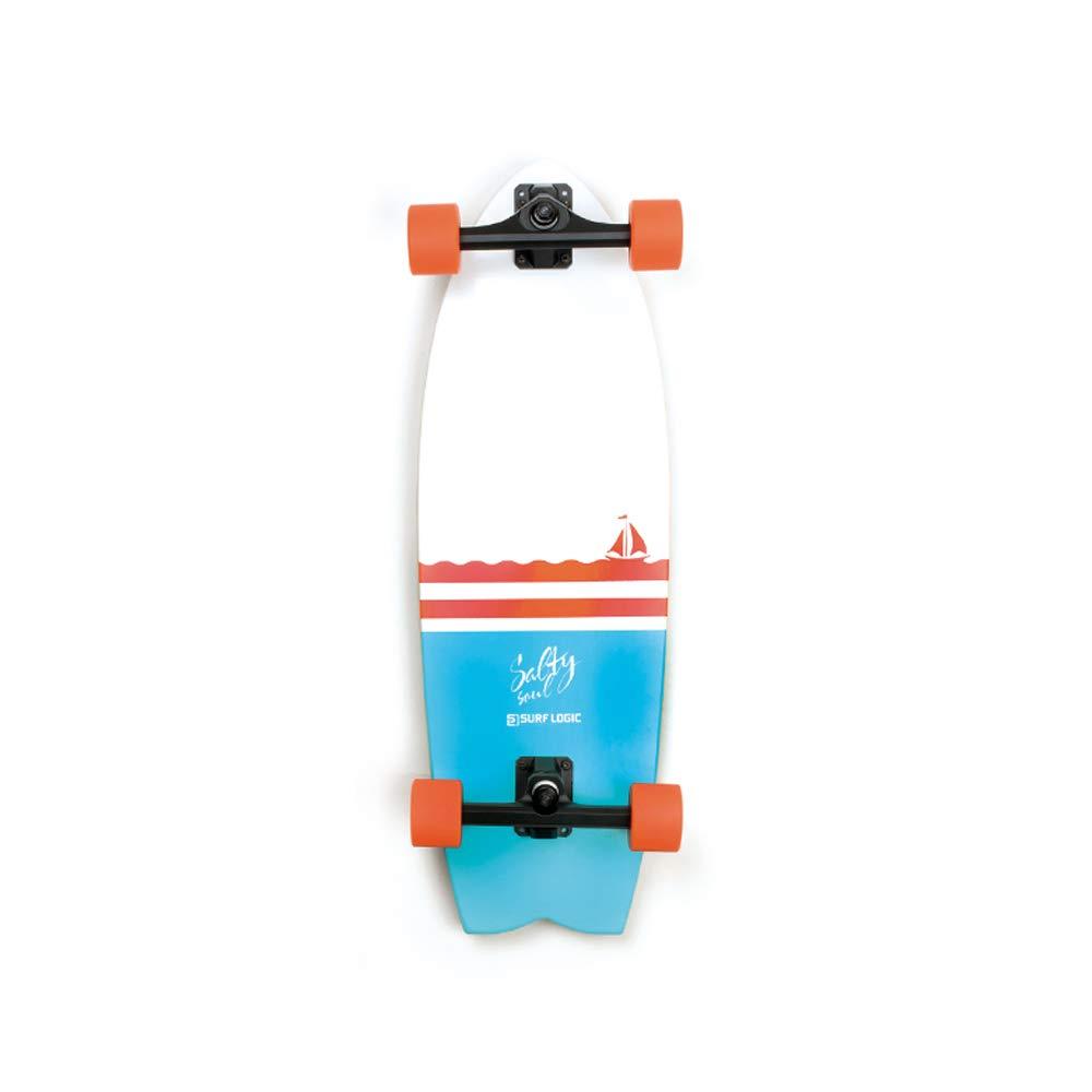 Surf Logic  Salty Soul Surfskate Longboard B01MZ9NBPY Longboards Geschwindigkeitsrückerstattung Geschwindigkeitsrückerstattung Geschwindigkeitsrückerstattung e18412