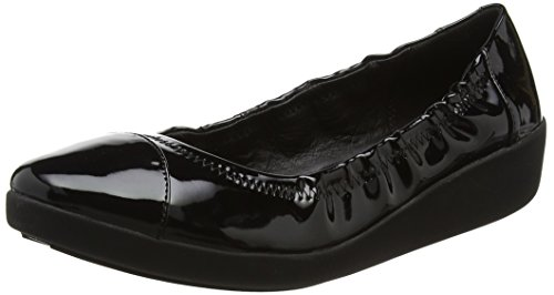 F Mujer Black Ballerina para TM Black Fitflop Bailarinas All Pop 4wqg7nf
