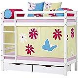 Worlds Apart 490DSP01E Set tenda per letto a castello ...