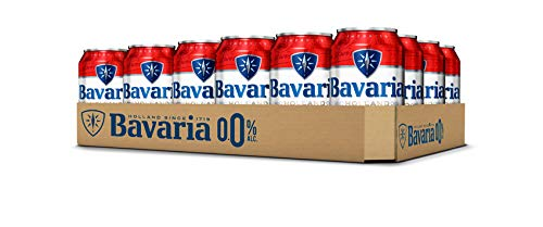 Bavaria 0.0% Original Beer 24 X 330ml Cans