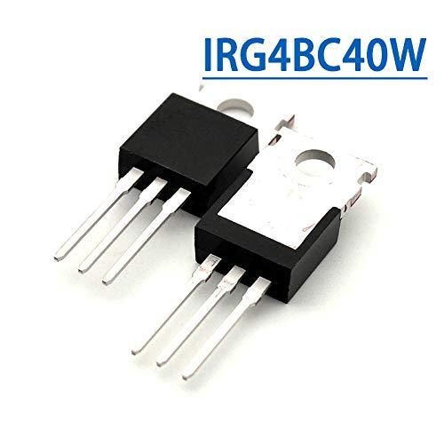 5pcs IRG4BC40W TO220 G4BC40W TO-220 IRG4BC40 IGBT 600V 40A New Original