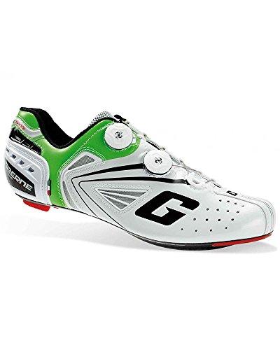 Gaerne Carbon G.Chrono Scarpe Road Ciclismo, Green - 43