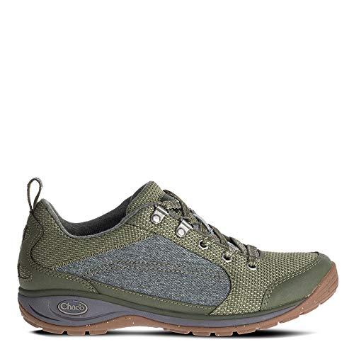 Chaco Women's Kanarra Casual Shoe, Olive, 7.5 M US