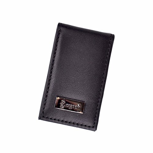 Royce Leather Slim Magnetic Money Clip in Genuine Leather