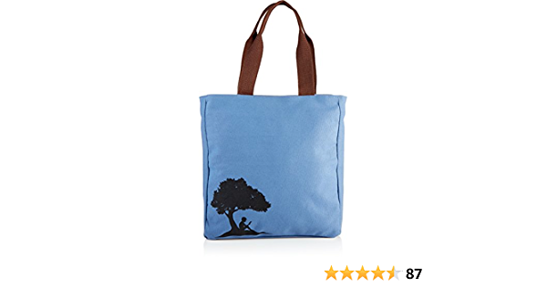 I Love You Left Hands Free Canvas Tote Bag