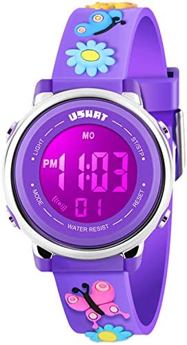 Dinosaur Silicone Stopwatch Wristwatch Waterproof product image