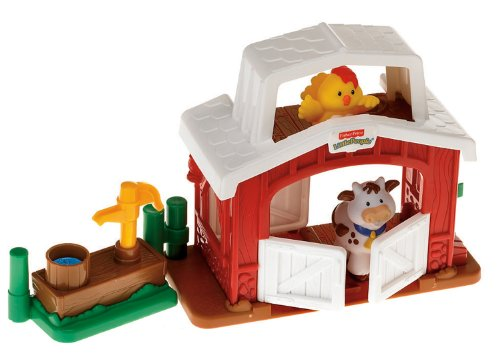 Fisher-Price Little People Mini Farm