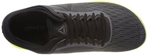 R solar Para 000 Multicolor Hombre Crossfit De Reebok alloy Deporte Nano Yellow black Zapatillas 0 8 OdOaxF