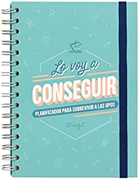 Amazon.com: Mr. Wonderful Planner to Survive The Ops - I ...