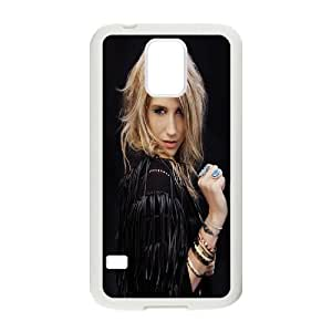 Printed Phone Case Ke$ha For Samsung Galaxy S5 NC1Q02889