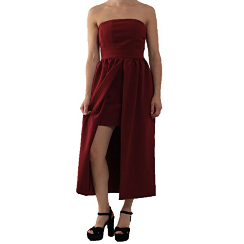 Imperial Imperial Damen Kleid Imperial Bordeaux Kleid Damen Damen Bordeaux AAIBr