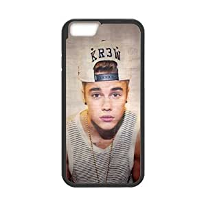 CSKFUipad iphone 6 4.7 inch Case, [Justin Bieber] ipad iphone 6 4.7 inch Case Custom Durable Case Cover for iphone 6 4.7 inch iphone 6 4.7 inch TPU case(Laser Technology)