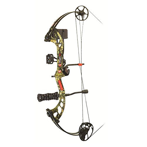 Precision Shooting Equipment Stinger X 60 Ready to Shoot Bow Package