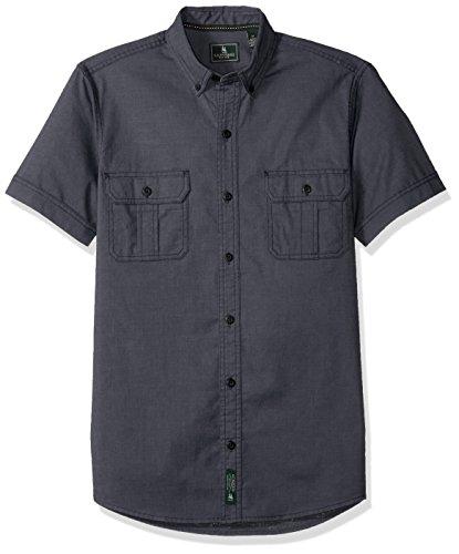 Stretch Button Up Shirt - 4
