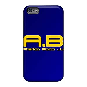 Apple Iphone 6s NXb3565WmmC Provide Private Custom Colorful Boca Juniors Image Perfect Hard Phone Cover -casesbest88