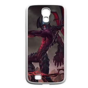 Aatrox-002 League of Legends LoL Case For iphone 6 4.7 Cover Rubber White