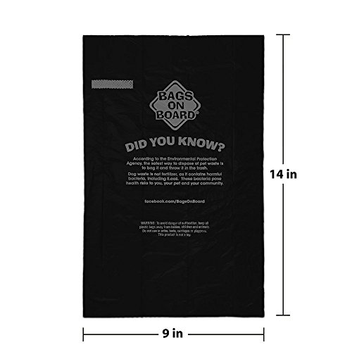 Product image of Bags on Board Neutral Bag Refill Pack, 120 Bags
