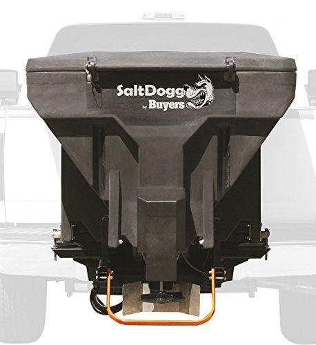 SaltDogg TGS07 Tailgate Spreader with 200-Pound Vibrator Kit by SaltDogg