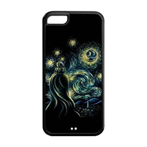 BESTER Star Wars Darth Vader Hard Protective iPhone 5c Case - Vincent Van Gogh The Starry Night