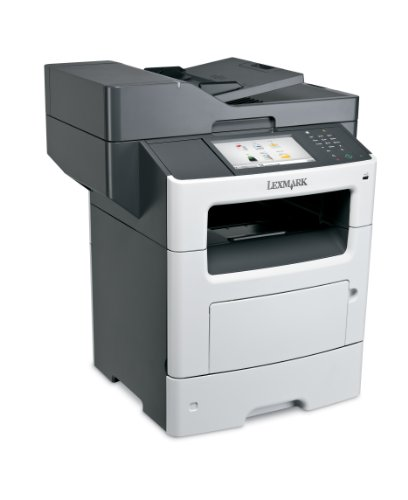 Lexmark MX611DE Monochrome Printer with Scanner, Copier and Fax - 35S6701 ()
