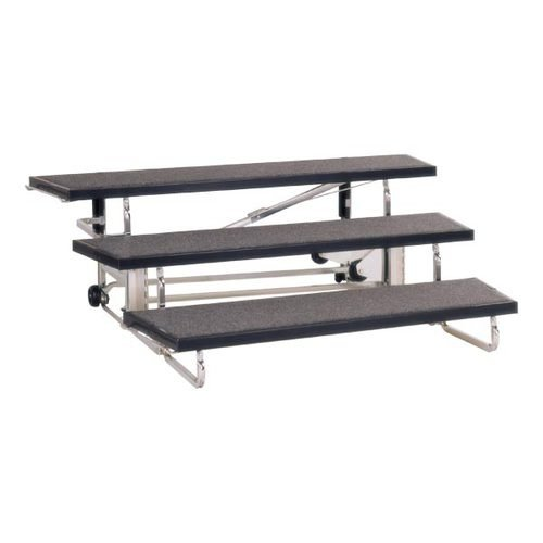 Folding Products Transfold Choral Risers - 2