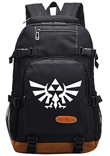 Price comparison product image Gumstyle The Legend of Zelda Luminous School Bag College Backpack Bookbags Student Laptop Bags