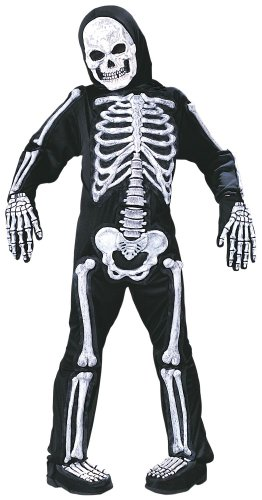 Fun World SKELEBONES CHILD MEDIUM