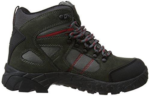 Ridgeway Grande Chaussures gris Des Hauteur Randonnée Intrusion Femmes Gris zqndRwEO