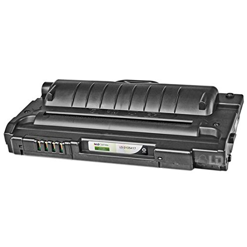1600n Laser Printer (LD Compatible Toner to replace Dell 310-5417 (X5015) High-Yield Black Toner Cartridge for your Dell 1600N Laser Printer)