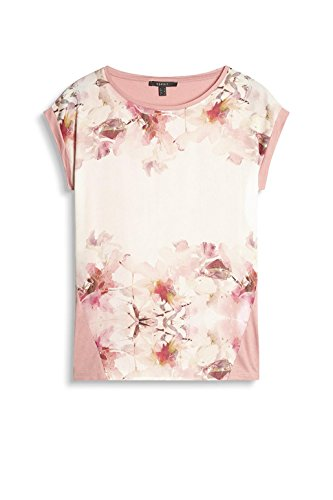 ESPRIT Collection, Camiseta sin Mangas para Mujer Rosa (Nude)
