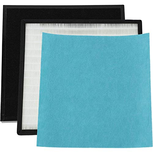 Oransi Replacement Pre, Hepa and Carbon Filter Pack for Max (RFM80) (Renewed)