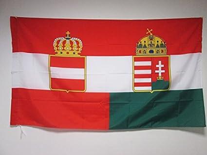 Fahnen Flagge Österreich Ungarn k.u.k 90 x 150 cm