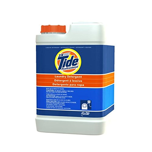 Procter & Gamble Pro Line Tide Pro 2X Liquid Detergent, One 2.5 Gallon/cs by Procter & Gamble