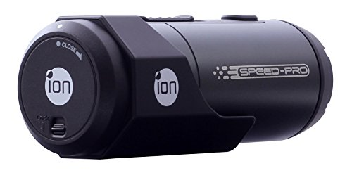 Ion Speed Pro Automotive Enthusiast 14MP 1080p Full HD Waterproof Action Camera with Automotive and Bike Mounts