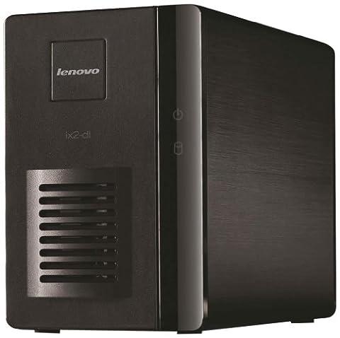 Lenovo IX2 2-Bay, 2TB (2HD x 1TB) Network Storage (70A69000NA) (Nas Drive Lenovo)