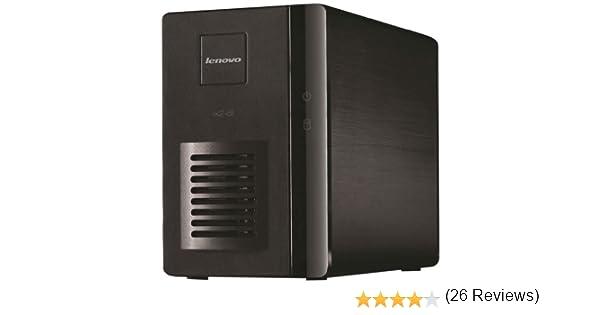 Lenovo Iomega ix2 - Unidad Raid (HDD, 4000 GB, HDD, Marvell, 1,6 ...