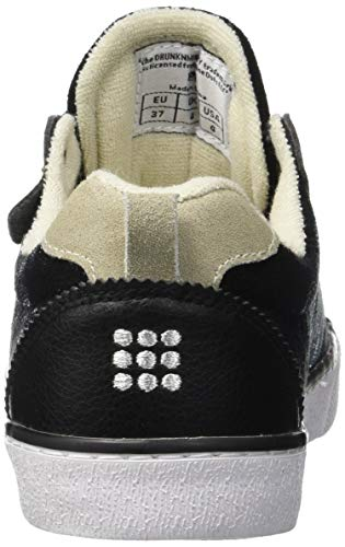 Drunknmunky De Nashville Gymnastique Chaussures black Femme 112 Look Noir fxfOqwtrd