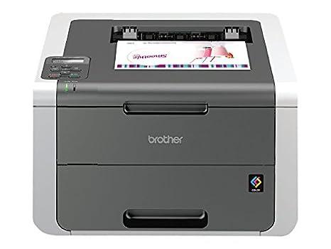Brother HL-3140CW - Impresora láser (GDI, A4, USB 2.0, LAN ...