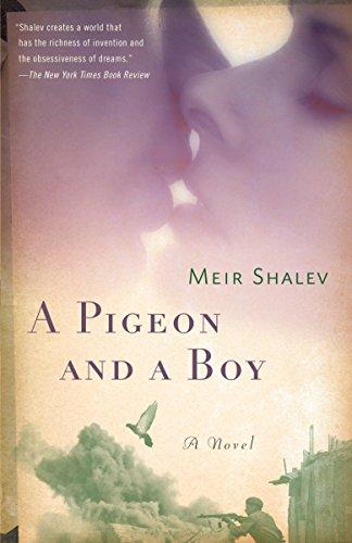 - A Pigeon and a Boy: A Novel