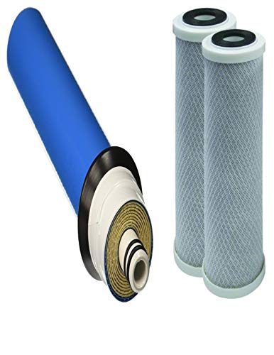 1-Year Compatible Filter Kit with Membrane for RainSoft 21179 Reverse Osmosis System