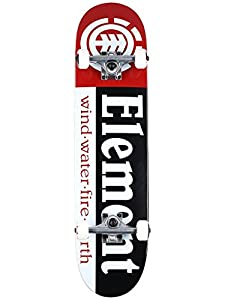 Element Section 7.5 Complete Skateboard Assorted One Size