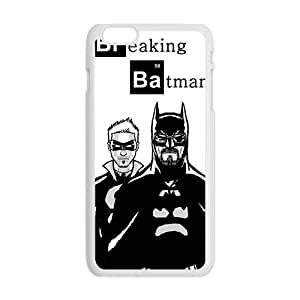 Happy Breaking batman Cell Phone Case for Iphone 6 Plus