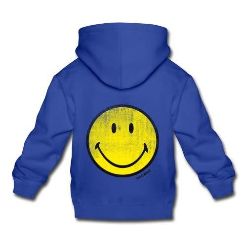 Capuche Pull Original World Classique À Souriant Smiley Spreadshirt XqI50