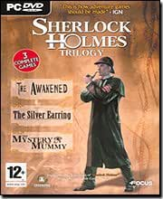 Sherlock Holmes Trilogy (Awakened, Silver Earring & Mystery Of The Mummy)