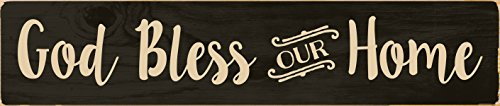 Bless Home Dried Pine Hand painted product image