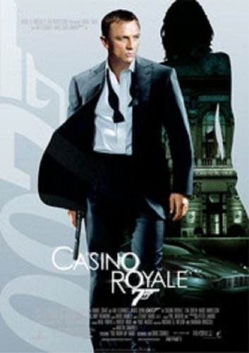 James Bond 007 - Casino Royale Film