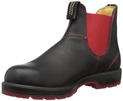 Blundstone  Men's BL1316 Winter Boot,Black/Red,3 UK/4 M US